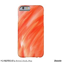 ベニイロフラミンゴ iPhone 6 ベアリーゼアケース