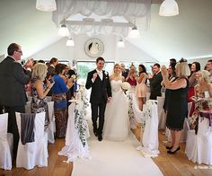 Wasing Park wedding venue in Berkshire - Garden Room | CHWV