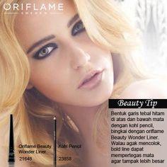 Beauty Tip: Riasan Mata.. pas banget dengan promo hari ini... :D