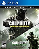 Call of Duty: Infinite Warfare - Legacy Edition (PS4) (Free: Official T-Shirt  DLC & Official Poster)by Activision Sales Rank in Video Games: 386 (previously unranked)Platform: PlayStation 4(1)Buy: Rs. 6999.00 Rs. 5699.002 used & new from Rs. 5699.00 (Visit the Movers & Shakers in Video Games list for authoritative information on this product's current rank.)