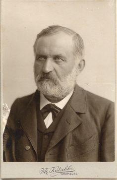 Friedrich Wilhelm Kutschke b. 1840 d. 1905 (Dramburg (Todesursache: Unfall))