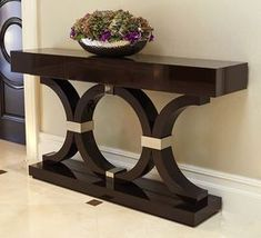 Home Decor Styles Consoles Hyde House.Home Decor Styles Consoles Hyde House Art Deco Furniture, Living Furniture, Diy Furniture, Furniture Design, Coaster Furniture, Entrance Hall Tables, Entry Tables, Esstisch Design, Modern Console Tables