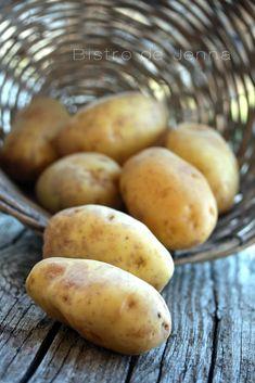 Pommes de terres paysannes