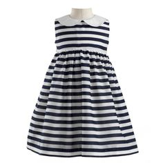 Clothing & Accessories Dresses Striped Sleeveless Dress + Bloomers