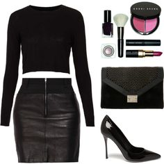 """Date night"" by callyxmaclean on Polyvore"