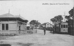 Ir al detalle de Tranvía eléctrico de Salinas