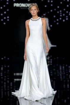 Atelier Pronovias sposa 2017 - Long dress gioiello Atelier Pronovias