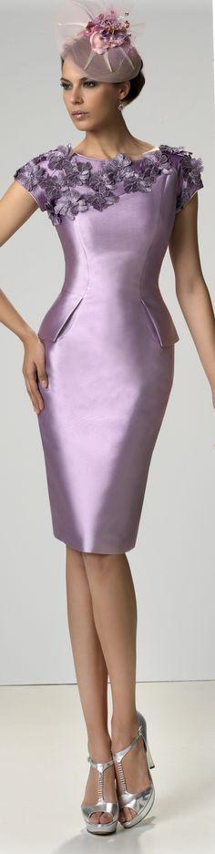 @roressclothes clothing ideas #women fashion purple midi dress