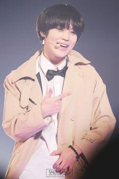 Taemin (SHINee) @ SHINee World Concert III 140308~09 Credit : http://taemining.com/