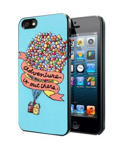 Adventure Is Out There Pixar Disney Samsung Galaxy S3 S4 S5 Note 3 case, iPhone 4 4S 5 5s 5c case, iPod Touch 4 5 case