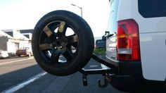 Land Rover Discovery 3 & Disco 4 Spare Wheel Carriers NOW IN STOCK - Contact us for more info...