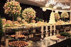 Decoração de Casamento Clássica e Romântica no Le Buffet ...