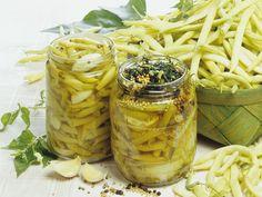 Eingemachte Bohnen mit Knoblauch - smarter - Zeit: 30 Min. | eatsmarter.de
