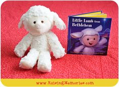 Little Lamb from Bethlehem and 2017 Holiday Gift Guide for Kids & Families with HUGE Giveaway! Holiday Gift Guide, Holiday Gifts, Jesus Stories, Birth Of Jesus, Bethlehem, Great Memories, The Elf, Family Kids, Lamb