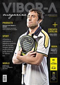 Maxi Grabiel en portada.