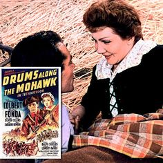 """""""Your thoughts are your own property, Martin, but keep them to yourself."""" Drums Along the Mohawk (1939) Director: John Ford. Writers: Lamar Trotti  & Sonya Levien. Stars: Claudette Colbert, Henry Fonda, Edna May Oliver, Eddie Collins , John Carradine, Dorris Bowdon, Jessie Ralph, Arthur Shields, Robert Lowery."""