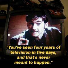 Doctor Who    ~{{*MARATHON..!*}}