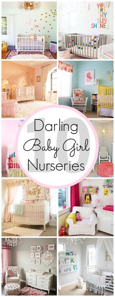 10 Darling Baby Girl Nursery Ideas – www.classyclutter… Source by Nursery Room, Girl Nursery, Girl Room, Nursery Ideas, Kids Bedroom, Nursery Decor, Bedroom Ideas, Room Decor, Baby Cribs For Twins
