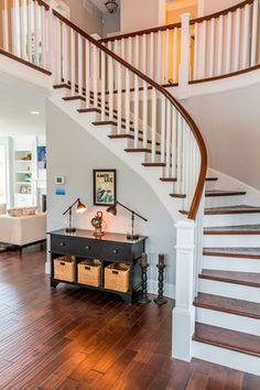 nantucket staircase - Google Search