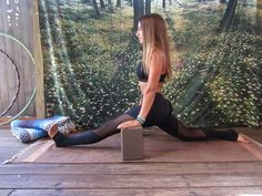 Hanumanasana or Split Pose is a yoga posture with a depth and greatness that is typically misunderstood or goes completely unnoticed. This is for a simple