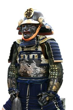 Japanese Samurai Suits