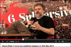 "No other than Slavoj Zizek, the ""Elvis of Philosophy,"" whom I quoted in language imperialism, must have found my work."
