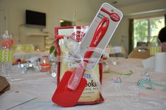 bridal shower prize ideas to match games | easy bridal shower favors or prizes for games. I used these for bridal ...