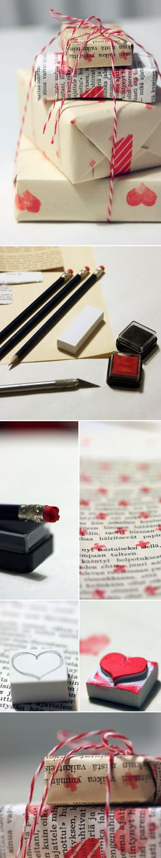 Itsetehty kumileimasin. lasten | askartelu | joulu | käsityöt | koti | leimasimet | leimailu | DIY ideas | kid crafts | christmas | home | rubber stamp | stamping | Pikku Kakkonen