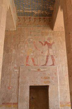 EGYPT The temple of Hatshepsut