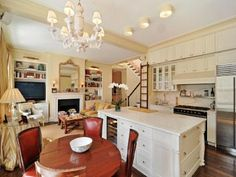 Awesome tribeca kitchen