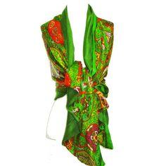 chal de seda,fular (foulard) de seda, fular reversible,fular de seda  JULUNGGUL  http://www.julunggul.com/fulares-y-chales-de-seda-primavera-verano-2014/618-fular-de-seda-y-viscosa-xl-reversible-012345678912.html