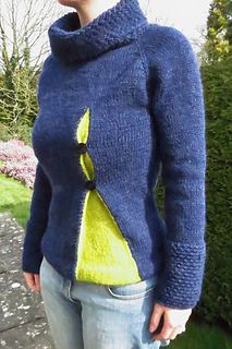 Ravelry: LucyVB's Weekend Morning Pullover