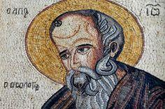 myorthodoxsite: 8 Μαΐου : Εορτή Αγίου Ιωάννου του Θεολόγου και Ευα...