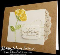 A Blossoming Catalog CASE! (RobinsCraftRoom.com)