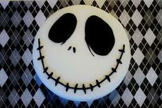buttercream nightmare before christmas cake ideas - Google Search