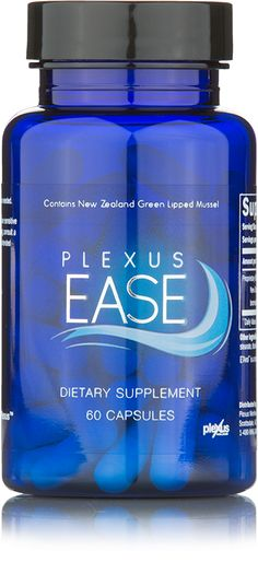 Plexus Ease® Capsules Eases Discomfort Due to Fatigue* - Plexus Worldwide®