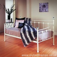 Cetus Metal Day Bed from mybedframes.co.uk