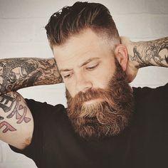 quite nice beard