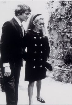 yves st-laurent 60's - Google Search                                                                                                                                                     More