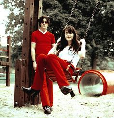 the white stripes! Hopefully seeing Jack white in concert!