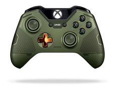 Now available on our store: Xbox One Limited ...  Check it out here! http://www.widgetree.com/products/xbox-one-limited-edition-halo-5-guardians-master-chief-wireless-controller?utm_campaign=social_autopilot&utm_source=pin&utm_medium=pin