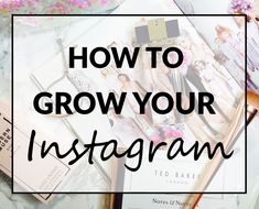 "How to ""Get Big"" On Instagram – My Top Tips"
