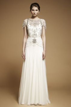Bedazzled and Bejeweled at Jenny Packham