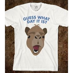 Pretty sure I would wear this every Wednesday.