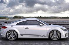 Audi TT RSThe New Audi TT RS Spotted in VirginiaAudi TT RSAudi TT RS