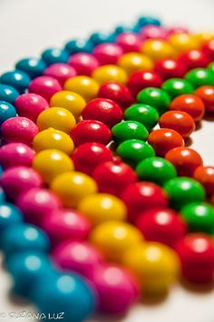 doce colorido by Suzana Da Luz, via 500px