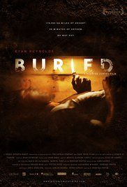 Buried: Îngropat de viu Poster