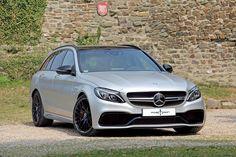 Posaidon Mercedes-AMG C 63 T Kombi - Tuning brings it towards 343 km/h