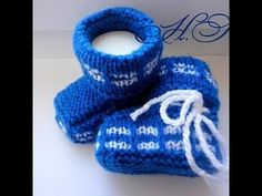 Knit Baby Shoes, Knit Baby Dress, Baby Boots, Knitting Videos, Baby Knitting, Booty, Quilts, Children, Crochet Baby Sandals