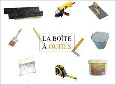 Aujourd'hui, je vous propose un DIY un spécial pour les bricolos chevronnés du dimanche : poser un parement sur tout un pan de mur. www.soodeco.fr